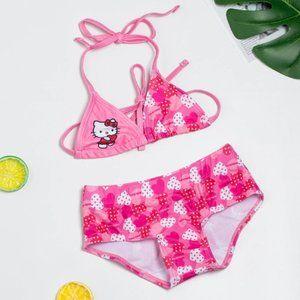 Other - Hello Kitty swimsuit bikini little girl brand new